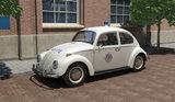 REVELL 07666 VW BEETLE POLICE 1/24_
