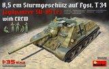 MINIART 35229 JAGDPANZER SU-85 (R) 1/35_