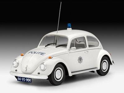 REVELL 07666 VW BEETLE POLICE 1/24