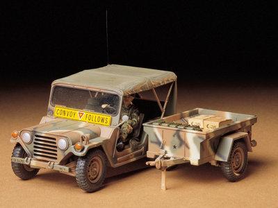 TAMIYA 35130 U.S. M151A2 FORD MUTT 1/35