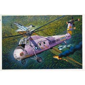 MRC 64104 HH-34J USAF COMBAT RESCUE 1/48